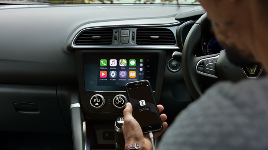 Renault - Kadjar - multimedia