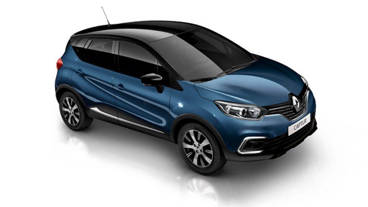 Leyshon Flint Amp Son Bridgend The All New Renault Captur