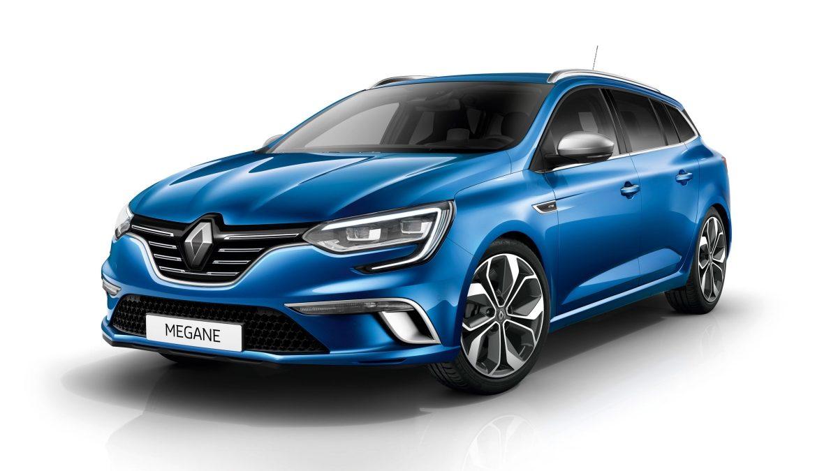 Leyshon Flint & Sons, Bridgend | The All-New Renault MEGANE Sports