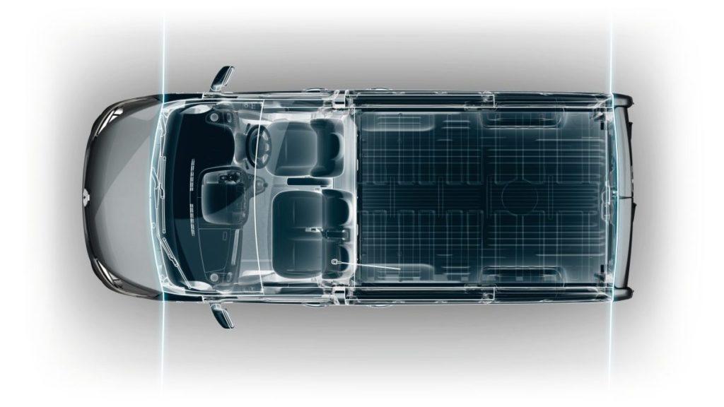 Leyshon Flint & Sons, Bridgend | The Renault TRAFIC Van