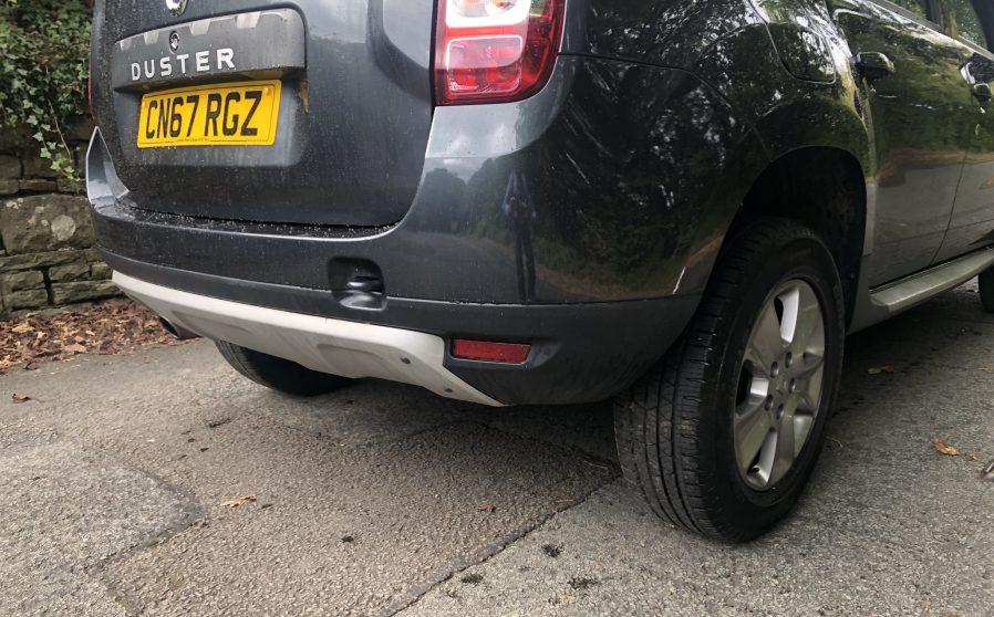 2018 Dacia Duster Laureate Tce Hatchback