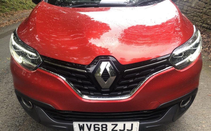 2018 Renault Kadjar Signature Nav Tce Hatchback
